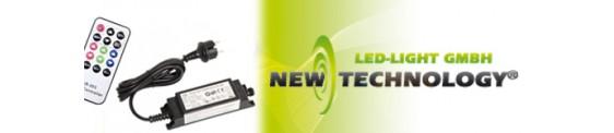 9. Transformadores y accesorios para bandas LED
