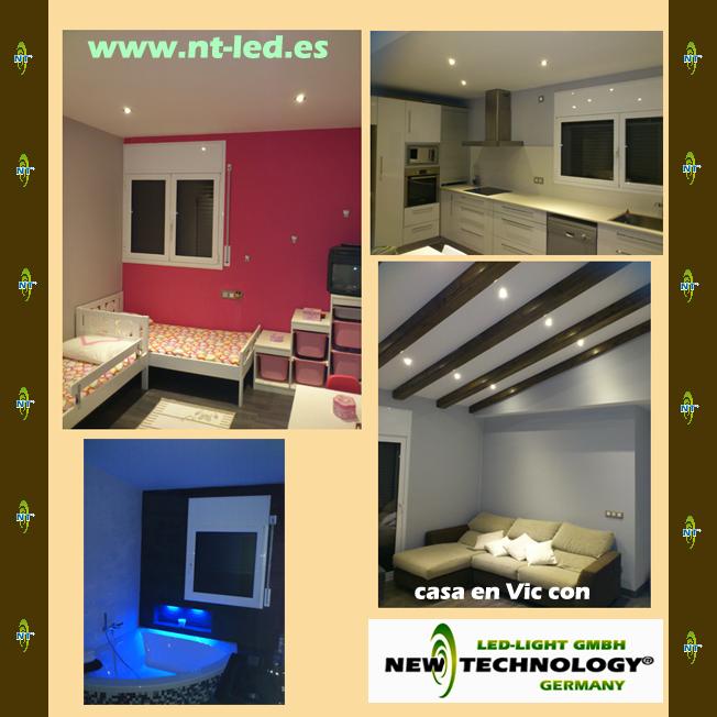 Proyectos NT-LED España
