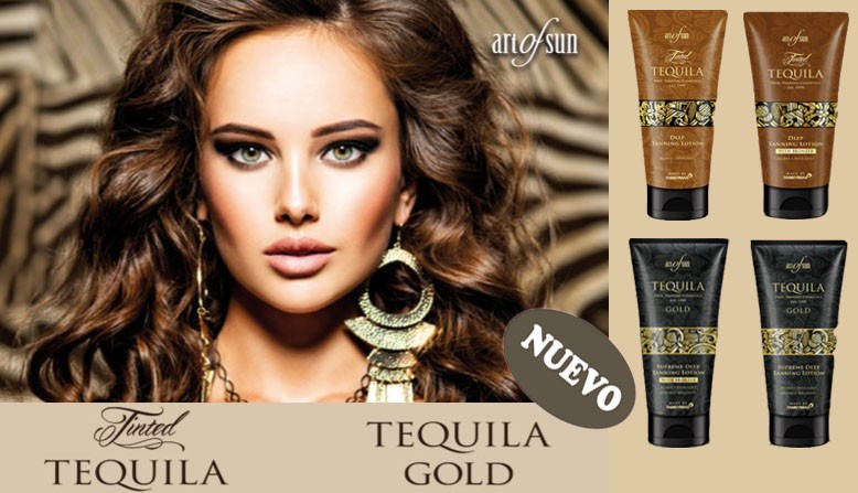 Nuevo Tinted Tequila
